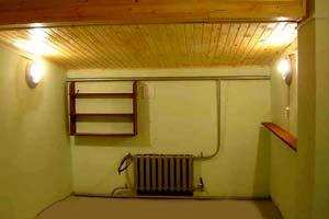 Самая простая система отопления отопления