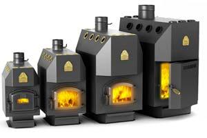 Газогенераторные печи Бутакова длительного горения