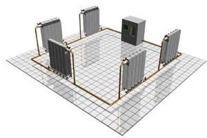 Электроотопление частного дома