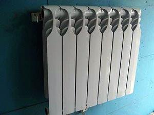 Расчет мощности радиаторов