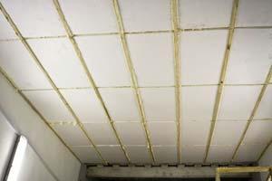 Пенопласт в качестве утеплителя для потолка