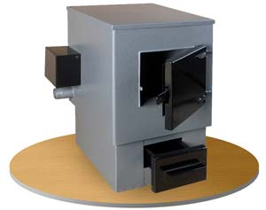 Прототип котла отопления сделанный своими руками