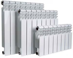 Алюминиевые батареи отопления