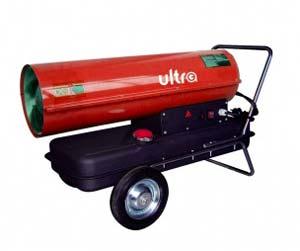 Обогреватель для гаража на дизельном топливе