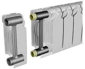 Как выбрать биметаллические батареи отопления