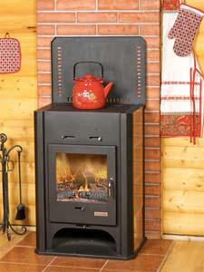 Печь Бавария с теплообменником