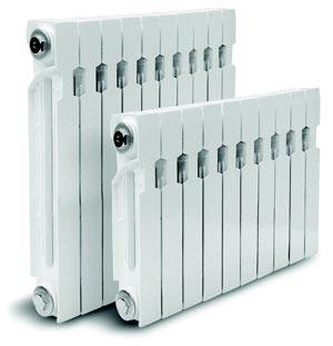 Биметаллические радиаторы из стали