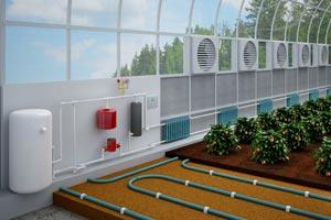 От правильного выбора системы отопления зависит ваш урожай