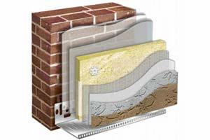 Методы внутреннего утепления стен