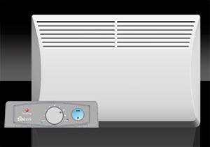 Конвектор с терморегулятором