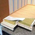 Утепление деревянного пола в частном доме