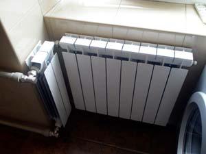 Расчет биметаллических батарей отопления