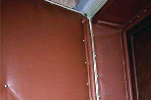 Утепляем деревянную дверь