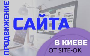 Какие преимущества получает клиент заказывая продвижение сайта в Киеве от нашей веб-студии